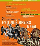 EYO'NLÉ BRASS BAND